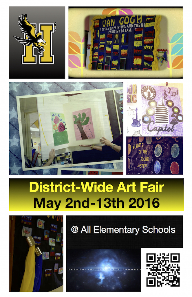 2016 District Wide Art Fair